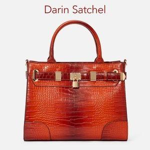 "Satchel ""Darin"" 🆕️ 👜"